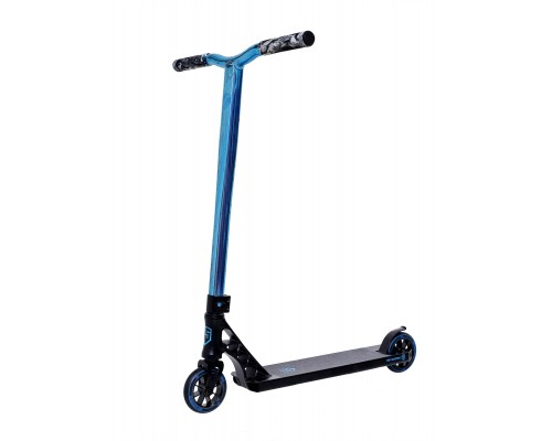 Grit Elite Stunt Scooter - Black and Vapour Blue Laser Black