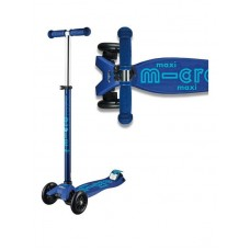 Maxi Micro Deluxe Scooter - Navy