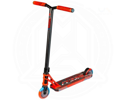 MGP MGX S1 Shredder Stunt Scooter - Red and Black