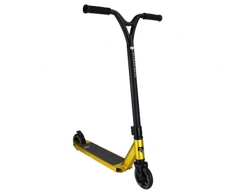 Nitro Circus Ryan Williams RW Signature Replica Junior Scooter - Black and Gold