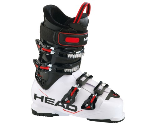 Head Next Edge 75 Ski Boots - White, Black and Red