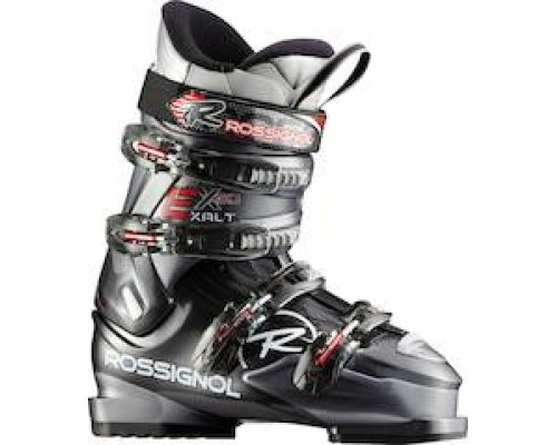 Rossignol Exalt X60 Ski Boots - Black and Red