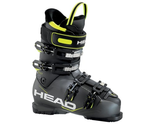 Head Next Edge 85 Ski Boots - Anthracite, Black and Yellow
