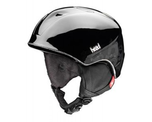 Head Rebel Ski Helmet - Black and Grey