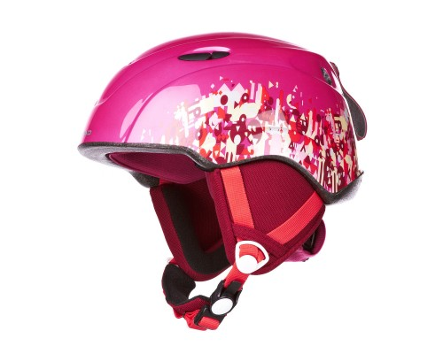 Head Star Junior Ski Helmet - Flamingo