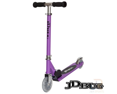 JD Bug Junior Street - Matt Purple