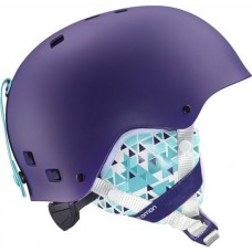 Salomon Kiana Junior Ski Helmet - Purple