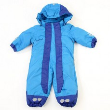 Kozi Kidz All in one Blue size 74cm (9-12 months)