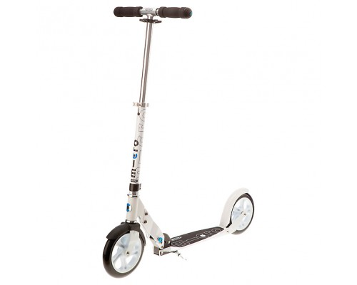 Micro White Scooter