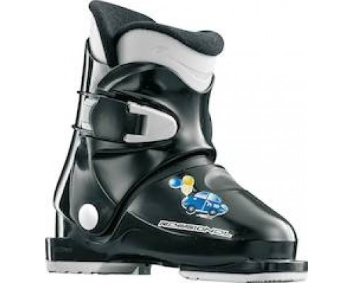 Rossignol R18 Junior Ski Boots - Black