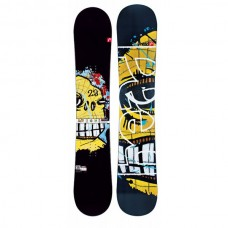 HEAD Rush Rocka Snowboard 162
