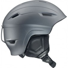 Salomon Cruiser Ski Helmet - Grey Matte