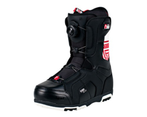 Head Classic Snowboard Boots - Black and White