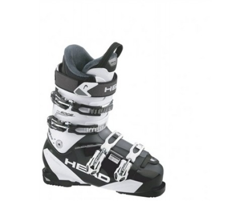 Head Next Edge 80 HF Ski Boots - White, Black and Red