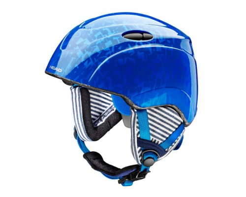 Head Joker Helmet Blue