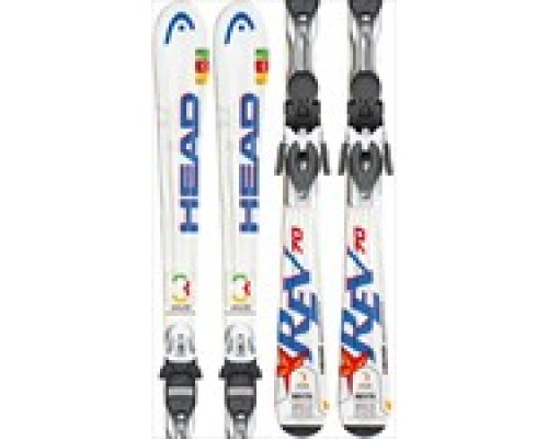 Head Rev 70 Skis - White and Blue
